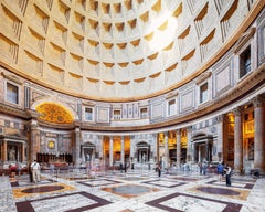 The Pantheon I, Rome, Italy