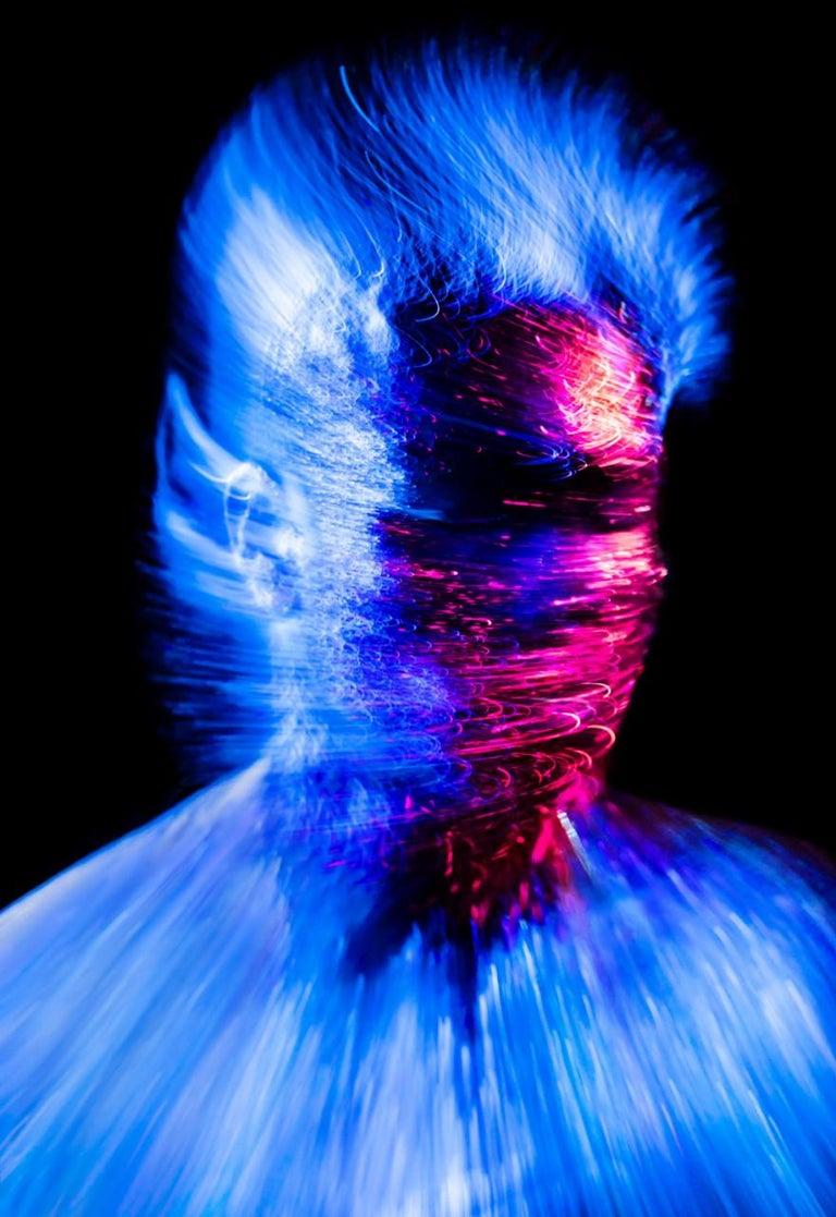 Gabriel Wickbold Color Photograph - I am light #13
