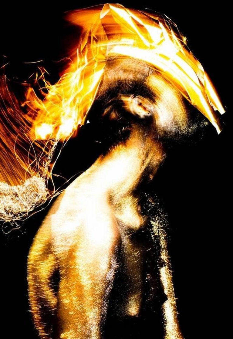 Gabriel Wickbold Color Photograph - I am light #1