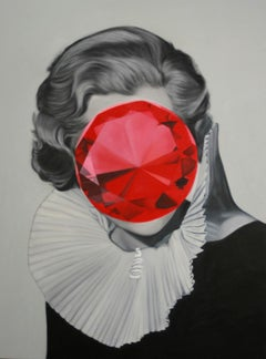 Ruby from the Mirror Stone series