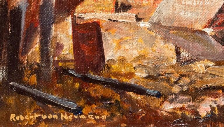 1940s Regionalist Painting,