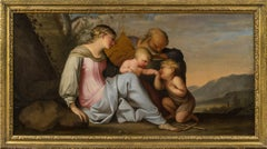Holy Family with the Infant St. John the Baptist