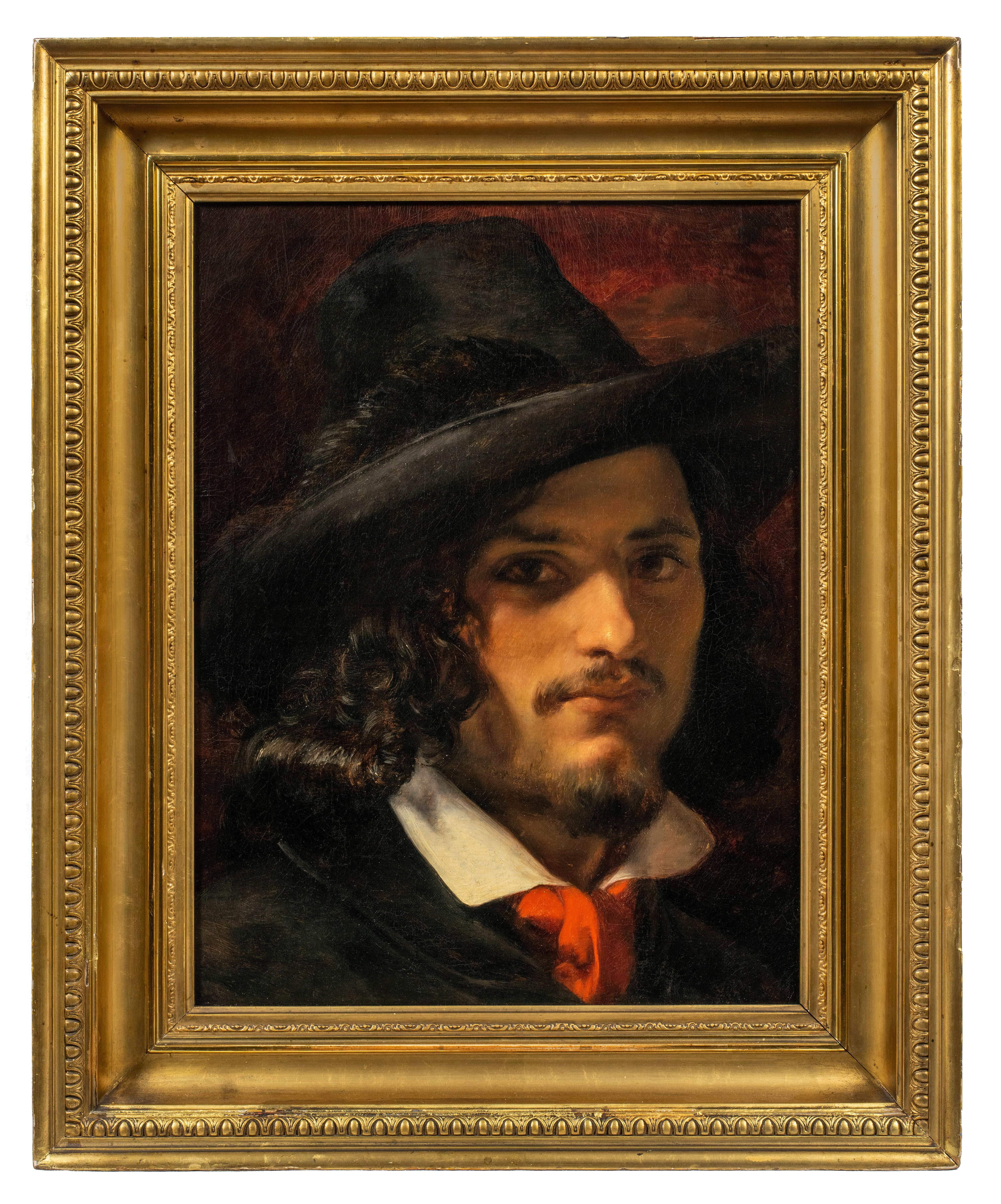 Portrait of an Italian Revolutionary
