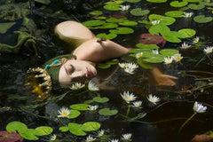 """Princess Frog"", Surreal, Russian Photographer, Natasha Kertes, Photograph, 2017"