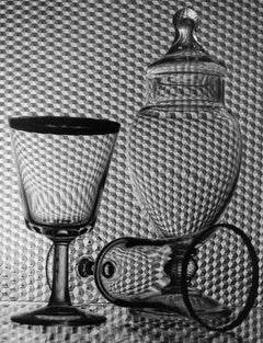 Richard Dansberger, Glass Patterns, 1966, [still life]