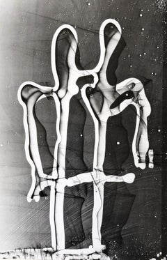 Henry Holmes Smith, Pair II, 1952, gelatin silver print, abstract pair