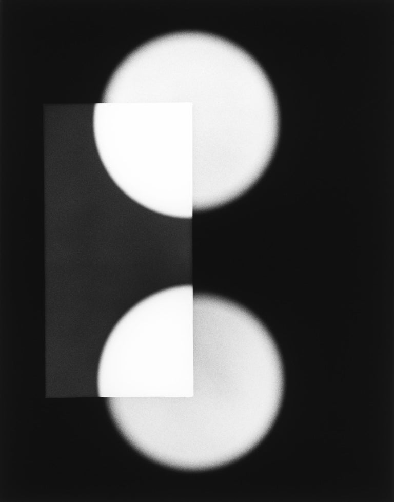 Philip Augustin, Negative #17-003-03, 2018, photogram  - Photograph by Philip Augustin