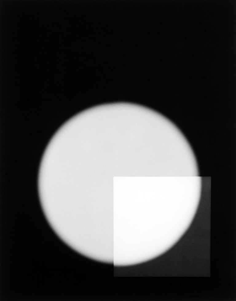 Philip Augustin, Negative #18-006-14 with photogram, 2018 - Photograph by Philip Augustin