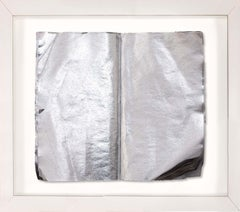 Silver Leaf Books, silver leaf, hand painted specimen