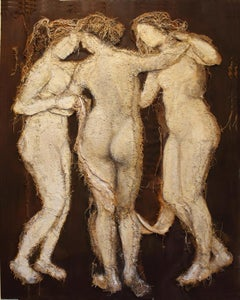 The three Graces,