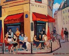 Bistro Chomiere, Paris