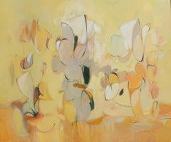"Reminiscence, by Armen Yepoyan, 36""x36"", oil on canvas"