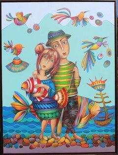 Fisherman Couple