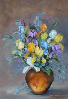 Iris Spring, flowers
