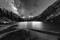 Milky Way over Barney Lake