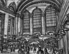 Grand Central Station, NYC.