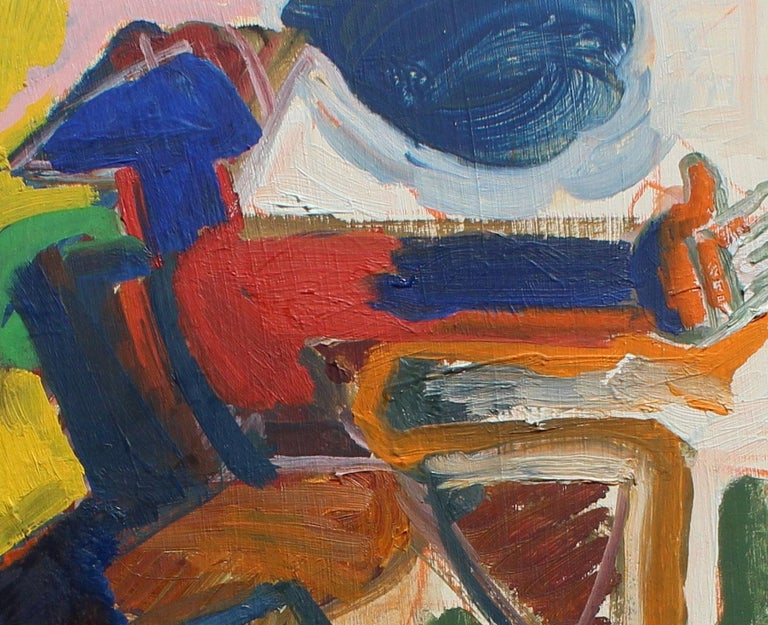 Untitled, Abstract Figure, 1971 For Sale 1