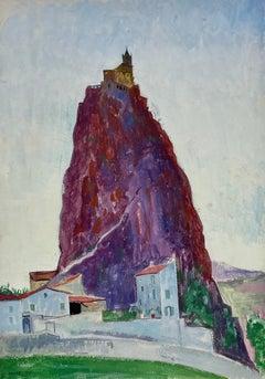 Rocher St Michel D'Aiguilhe