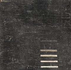 """Svetlana Shalygina.""""Sophistication & Innocence"""" Textural Abstract Original Oil."""