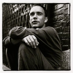 Dave Matthews, East Village Portrait 1994