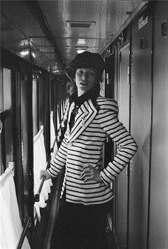 David Bowie, Siberia, Russia, 1973