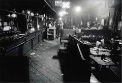 CBGB Interior Closing Time 4am, NYC, 1977