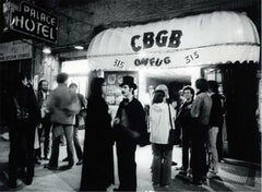CBGB Halloween, Bowery, NYC, 1978