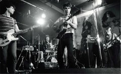 Talking Heads, CBGB, NYC, 1977