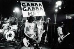 Ramones, CBGB, NYC, 1977