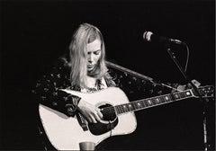 Joni Mitchell, Austin, TX, 1976