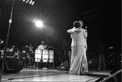 Aretha Franklin and Smokey Robinson, Madison Square Garden, NYC, 1982