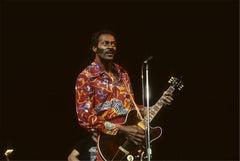Chuck Berry, 1981