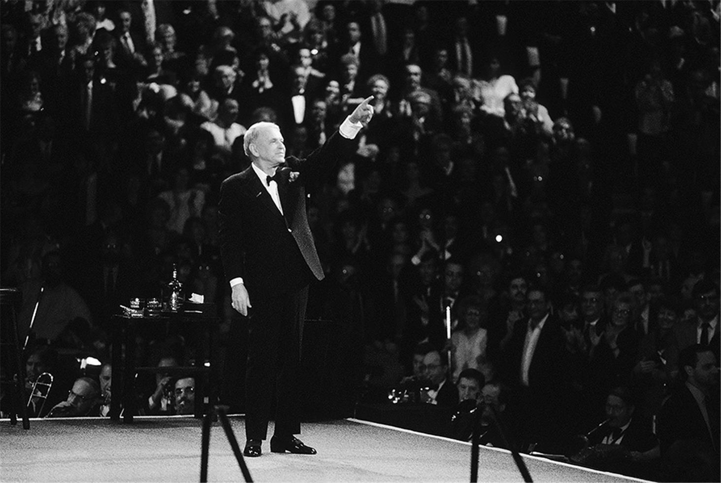 Frank Sinatra, Meadowlands, NJ, 1990