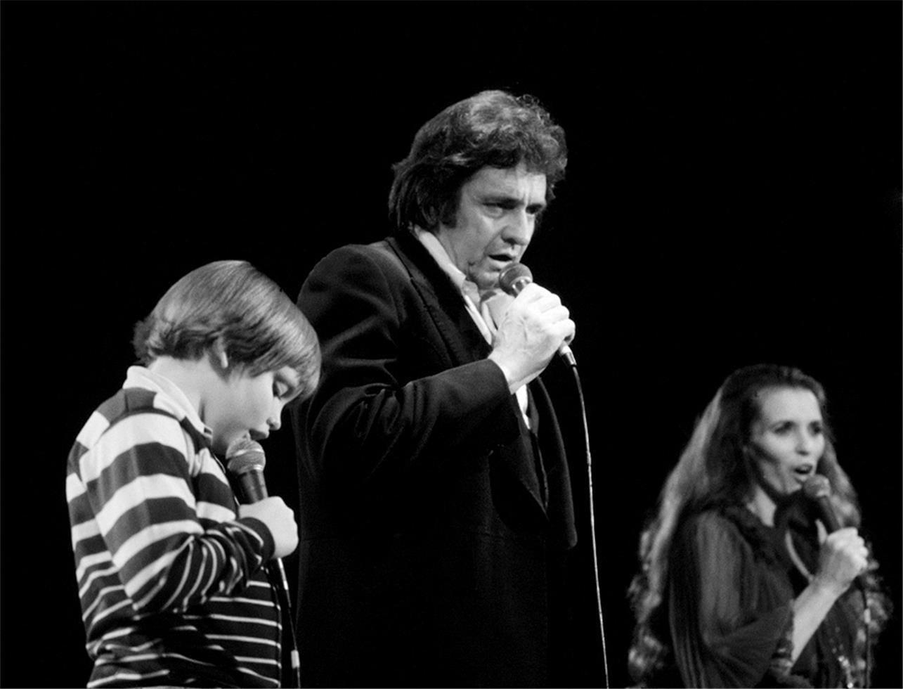 Johnny Cash, 1978