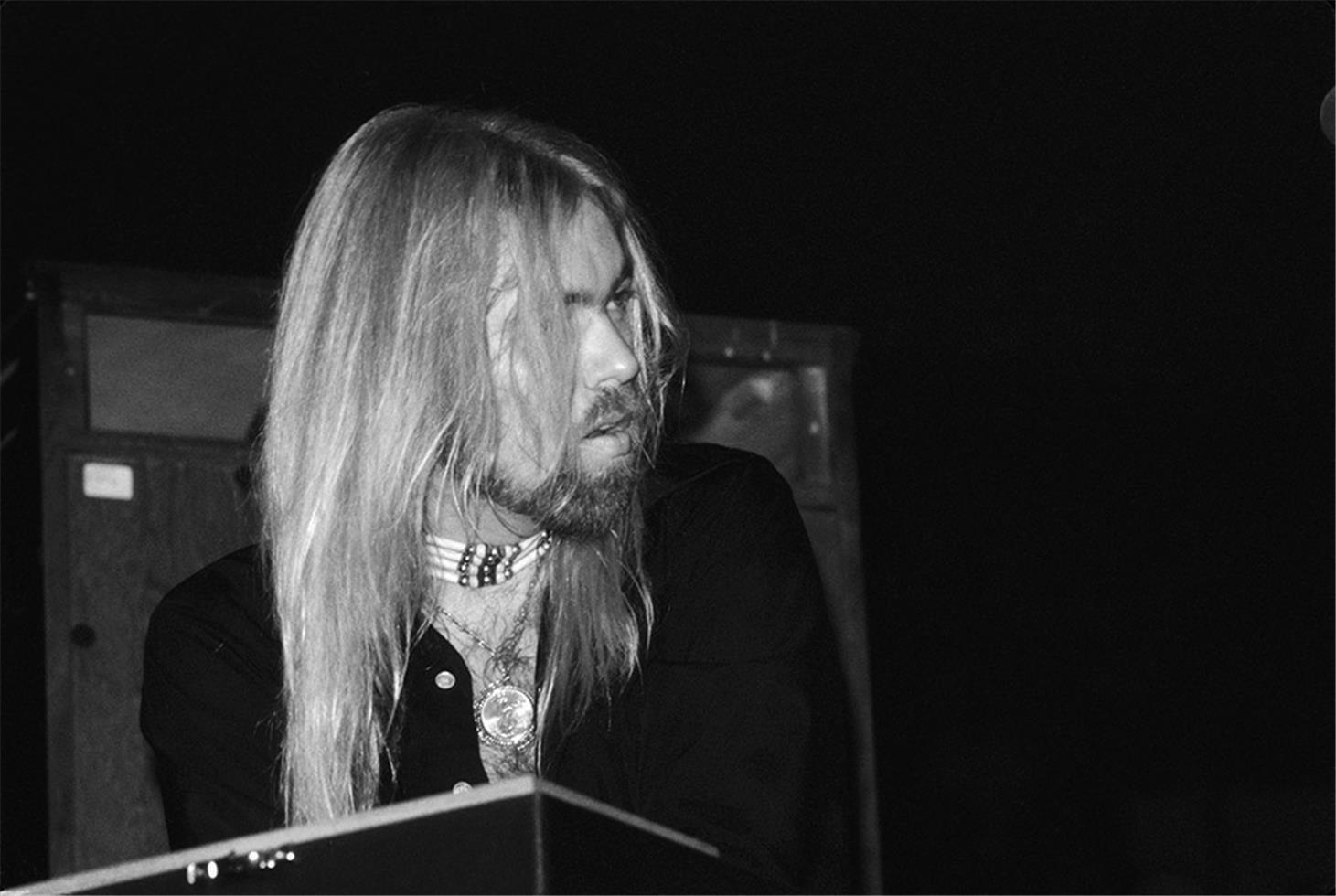 Gregg Allman, NY, 1979