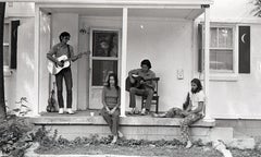 Townes Van Zandt, Nashville, TN, 1972
