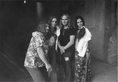 Ronnie Van Zant, Lynyrd Skynyrd, Atlanta, GA, 1974