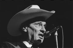 Ernest Tubbs, Grand Ole Opry, Nashville, TN, 1971
