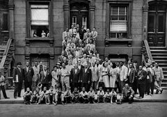 A Great Day in Harlem, 1958