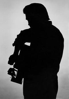 Johnny Cash, Nashville, TN, 1970