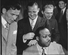 Frank Sinatra with Tommy Dorsey and Count Basie #2
