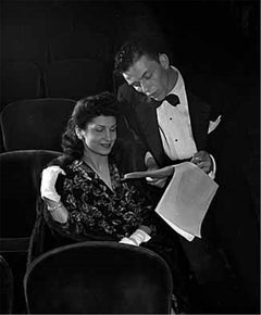 Frank Sinatra with Nancy Sinatra (Sr.)
