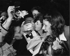 Frank Sinatra with Fans #1, 1943