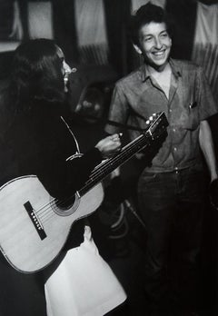 Bob Dylan, Newport, RI, 1963