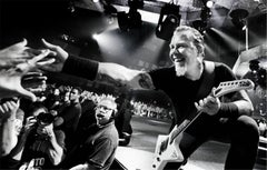 James Hetfield, Metallica, Vienna, Austria 2009