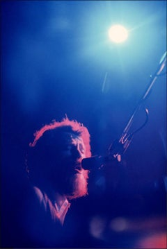 Levon Helm, The Band, Fillmore East, NYC, 1969