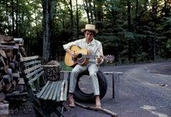 Bob Dylan, Woodstock, NY, 1968