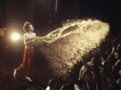 Mick Jagger, Rolling Stones, The Palladium, NY, 1978