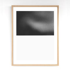 Minimalist Abstract Contemporary Drawings Black and White Hélène Paris