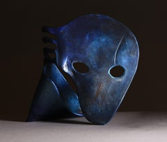 Memory - Haude Bernabé, 21st Century, Contemporary metal sculpture, Figurative
